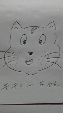 栞とジョニー。-おっさん猫?