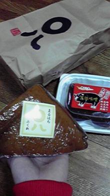 栞とジョニー。-お菓子と味噌~